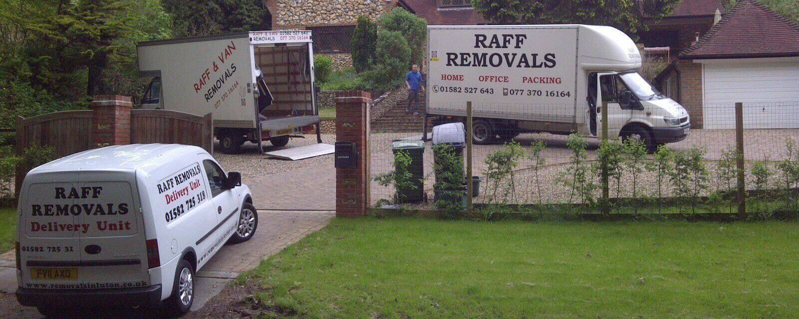 luton removals