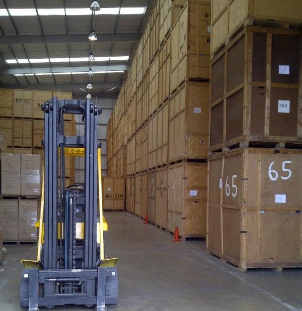 storage Luton