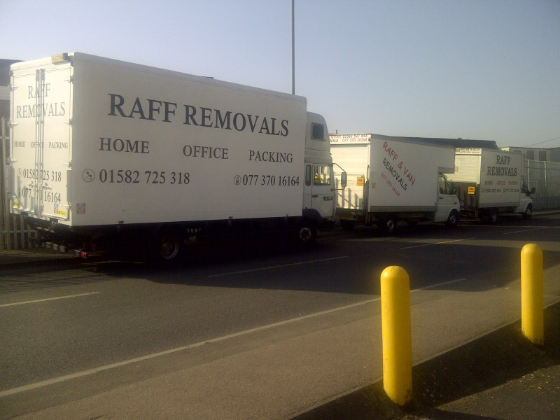 office movers luton