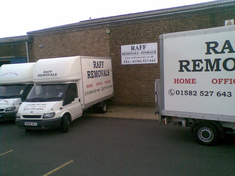 office relocation luton