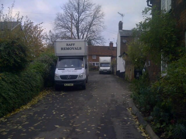 removals northampton