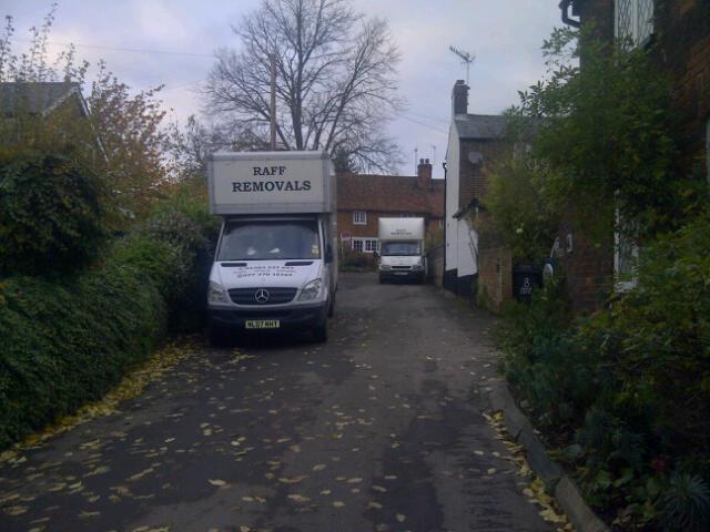 removals Redbourn